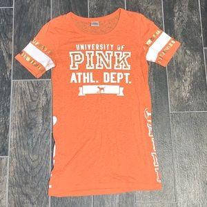 Victoria's Secret Pink Burnout T-shirt
